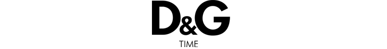 Mens D & G Time Watches